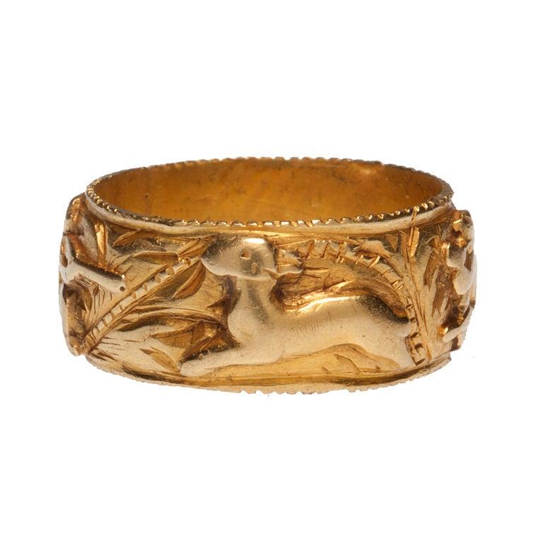 renaissance wedding ring gotinroofdesigns