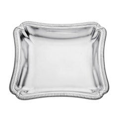 Victorian Silver Vegetable Dish