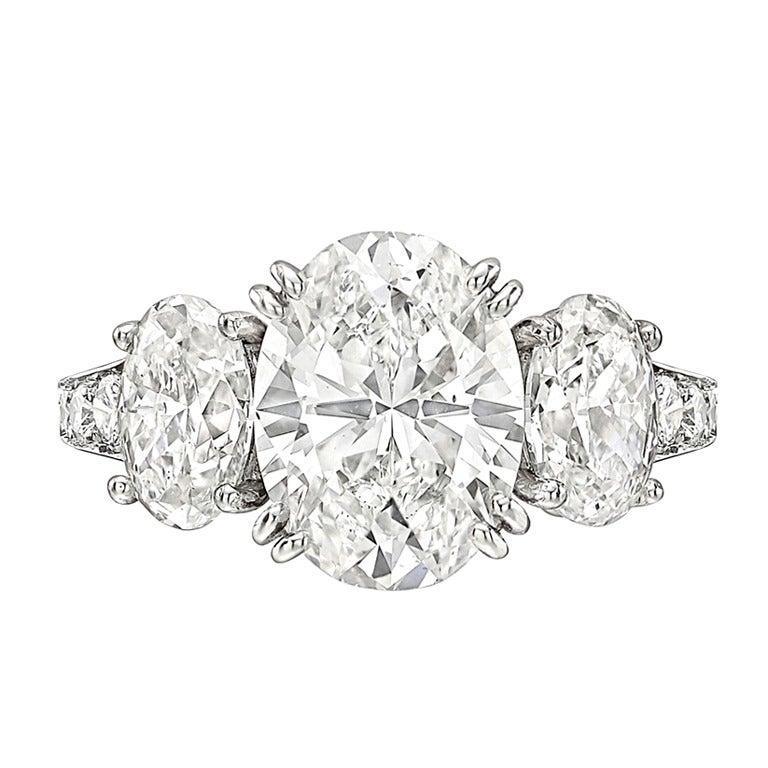 diamond oval cut - photo #11