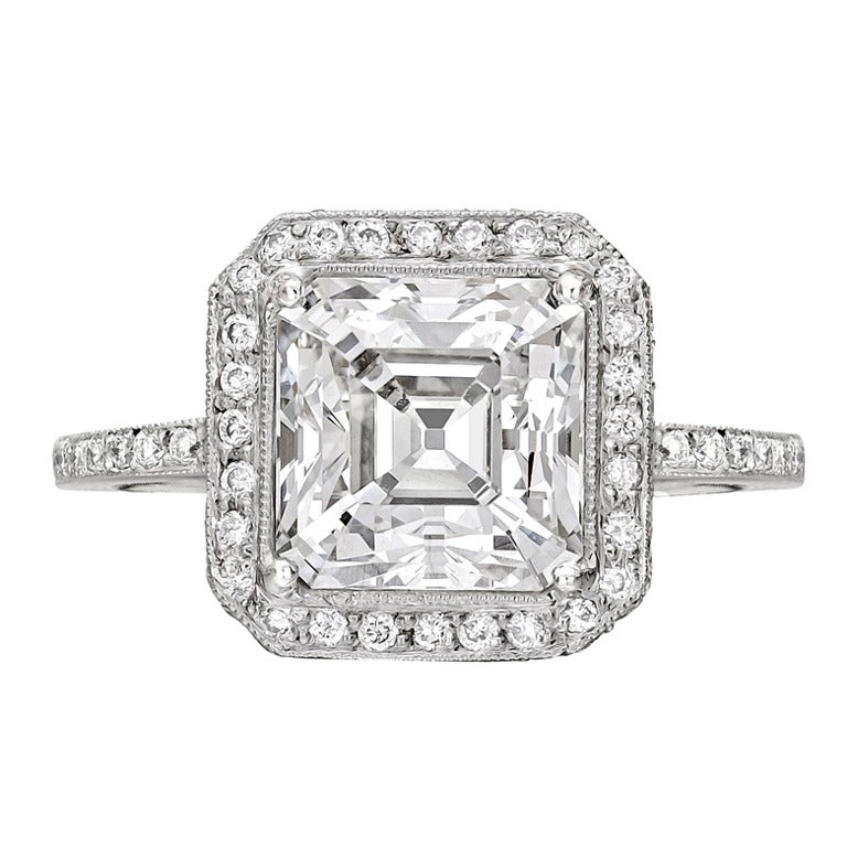 Fred Leighton Engagement Rings