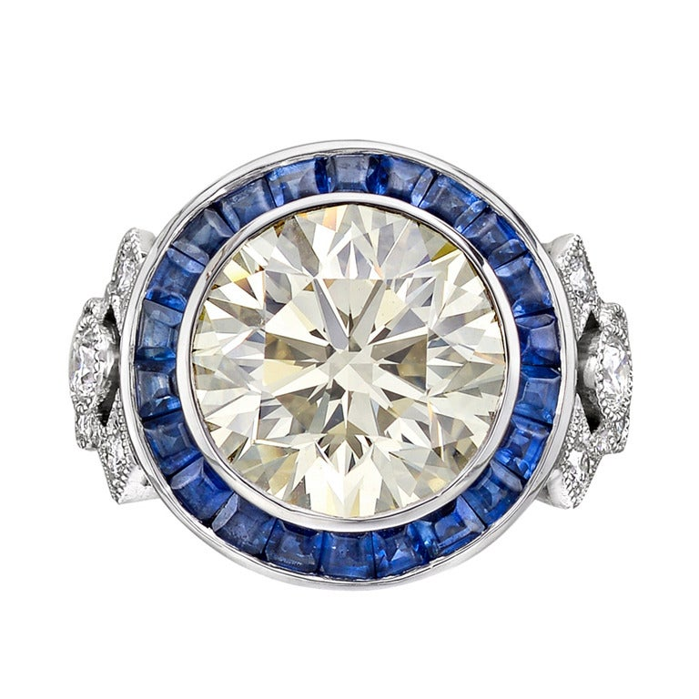 d0fa2d5aed3b2 22 Carat Diamond By The Yard Necklace For Sale At 1stdibs: 8.64 ...