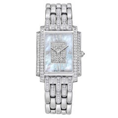 PATEK PHILIPPE Ladies' Gondolo Bracelet Watch (ref. 4825/200G)