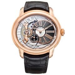 AUDEMARS PIGUET Rose Gold Millenary 4101 Wristwatch