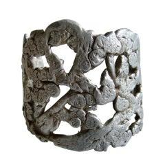 Ernesto Gonzalez Jerrez Studio Aluminum Bracelet