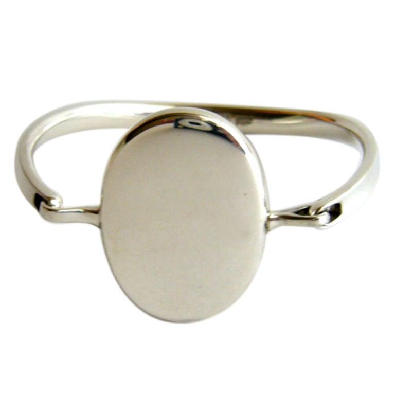 VIVIANNA TORUN for GEORG JENSEN Sterling Bracelet For Sale