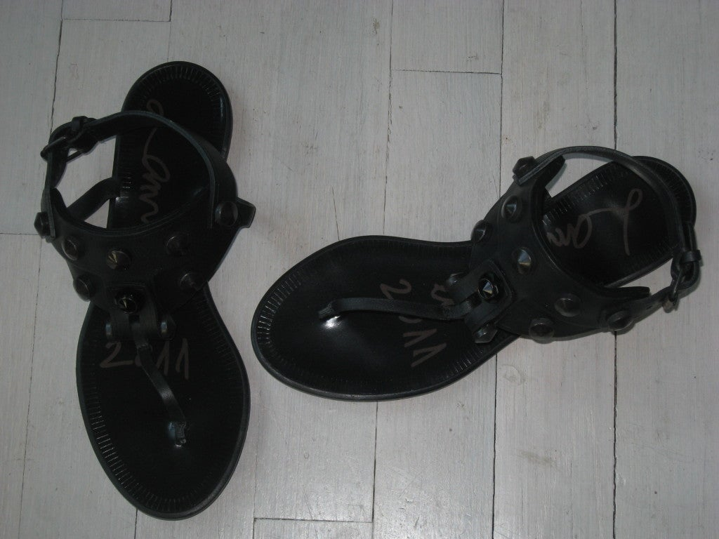 Lanvin High Style New Sandals, 2011  For Sale 1