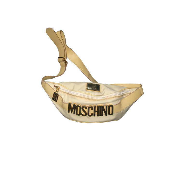 Moschino Waist Bag