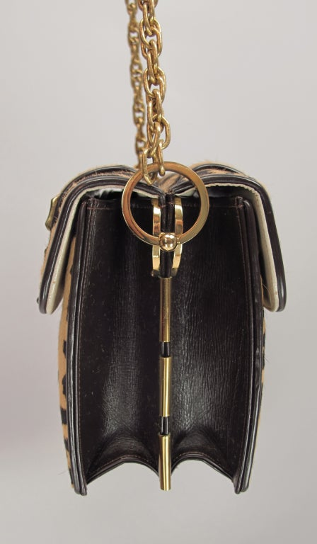 1960s Mod Style Handbag By Lajeunesse For Sale At 1stdibs