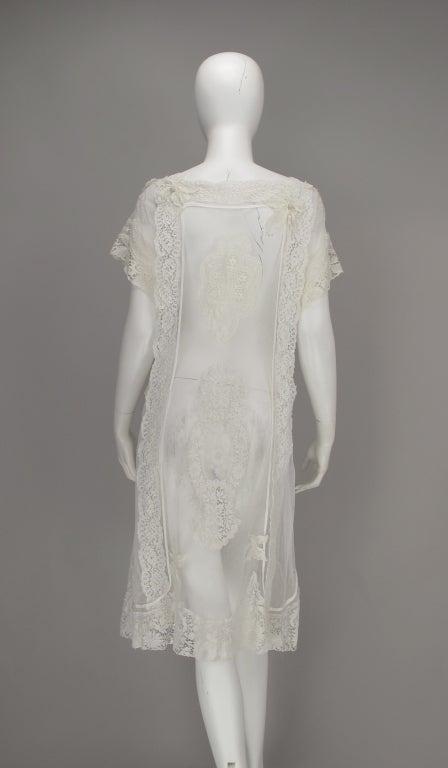 White lace dress, Nostalgia, Coconut Grove 1970s 7