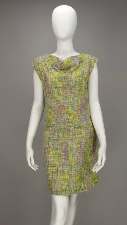 Chanel tweed day dress 3