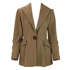Maggy Rouff hacking jacket 1930s