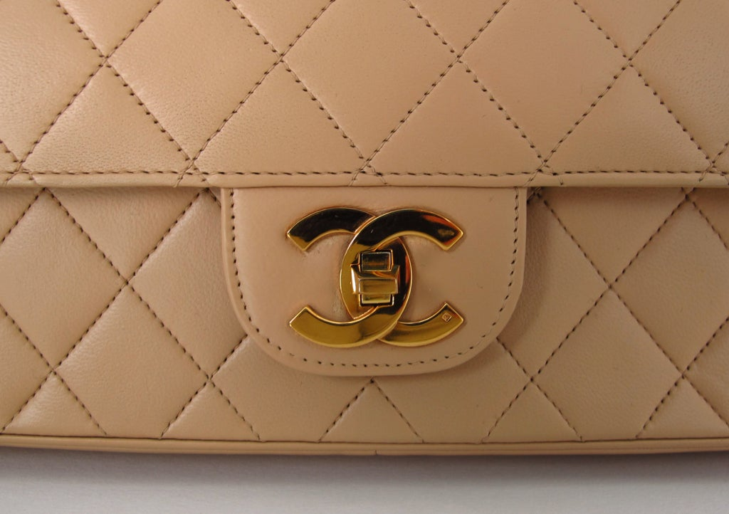 Chanel 2.55 handbag 1970s image 5