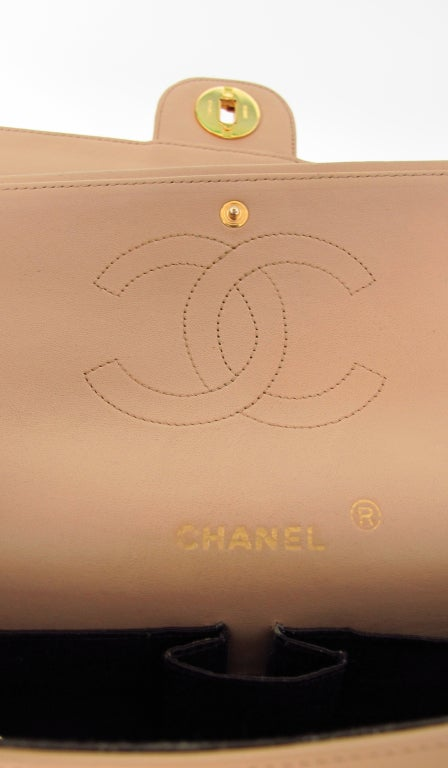 Chanel 2.55 handbag 1970s image 6