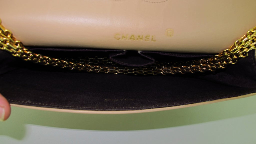Chanel 2.55 handbag 1970s image 7