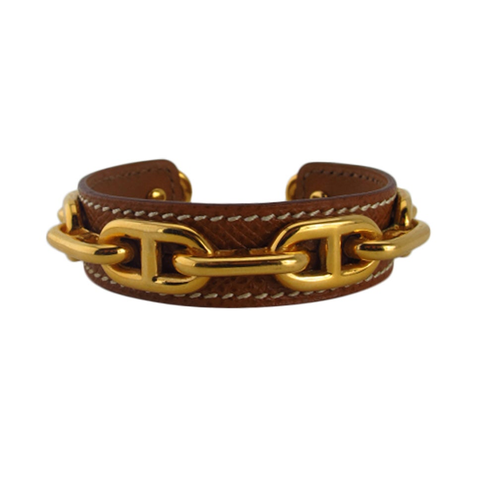 Hermes Chaine Dancre Bracelet At 1stdibs