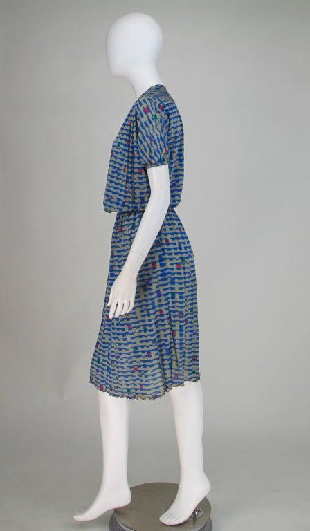 Missoni fine silk knit dress 6