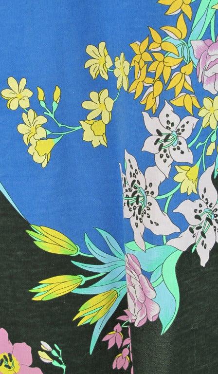 Averardo Bessi fine cotton knit tent dress For Sale 4