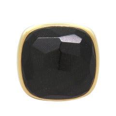 Pomellato Victoria Gold Jet Ring