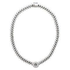 Chopard Happy Diamond Gold Necklace