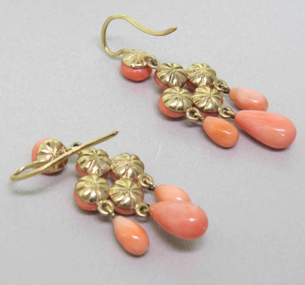 back nouveau shop earrings screw art pearl dsc antique coral jewelery faux victorian era