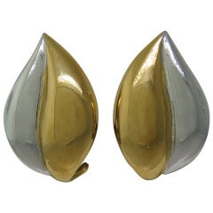 Faraone Milano Gold Earrings