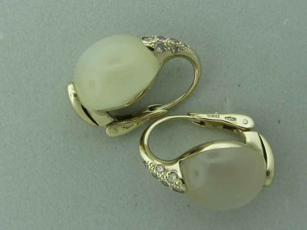 moonstone jewelry gold - photo #5