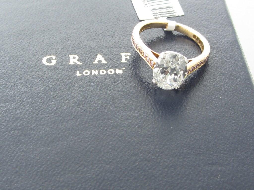Graff Diamond Engagement Ring Price