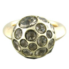 Pomellato Harem Gold Quartz Ring