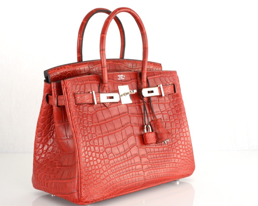 hermes birkin bag crocodile