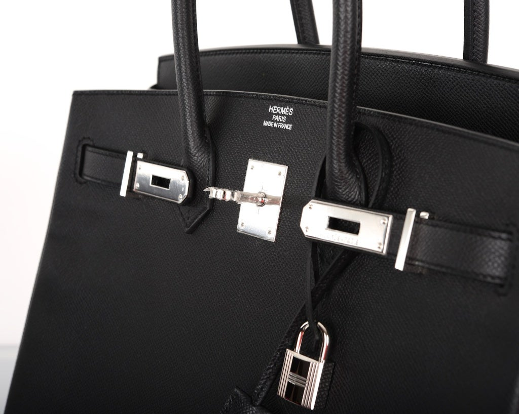 black hermes bag - hermes birkin bag 35cm black epsom gold hardware, cheap party handbags