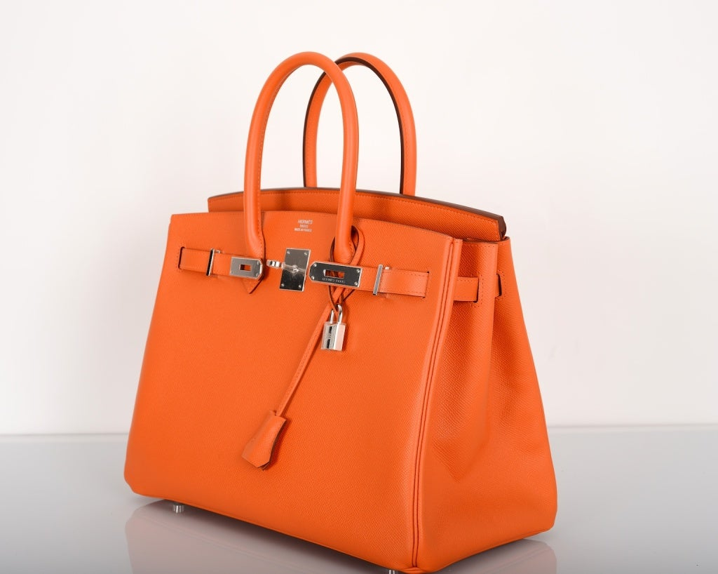 Hermes Birkin Orange Price Hermes Birkin Bag Orange