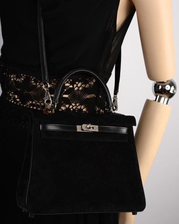 hermes paris bags - hermes kelly 20cm black box rock roll gold studs kelly, blue ...