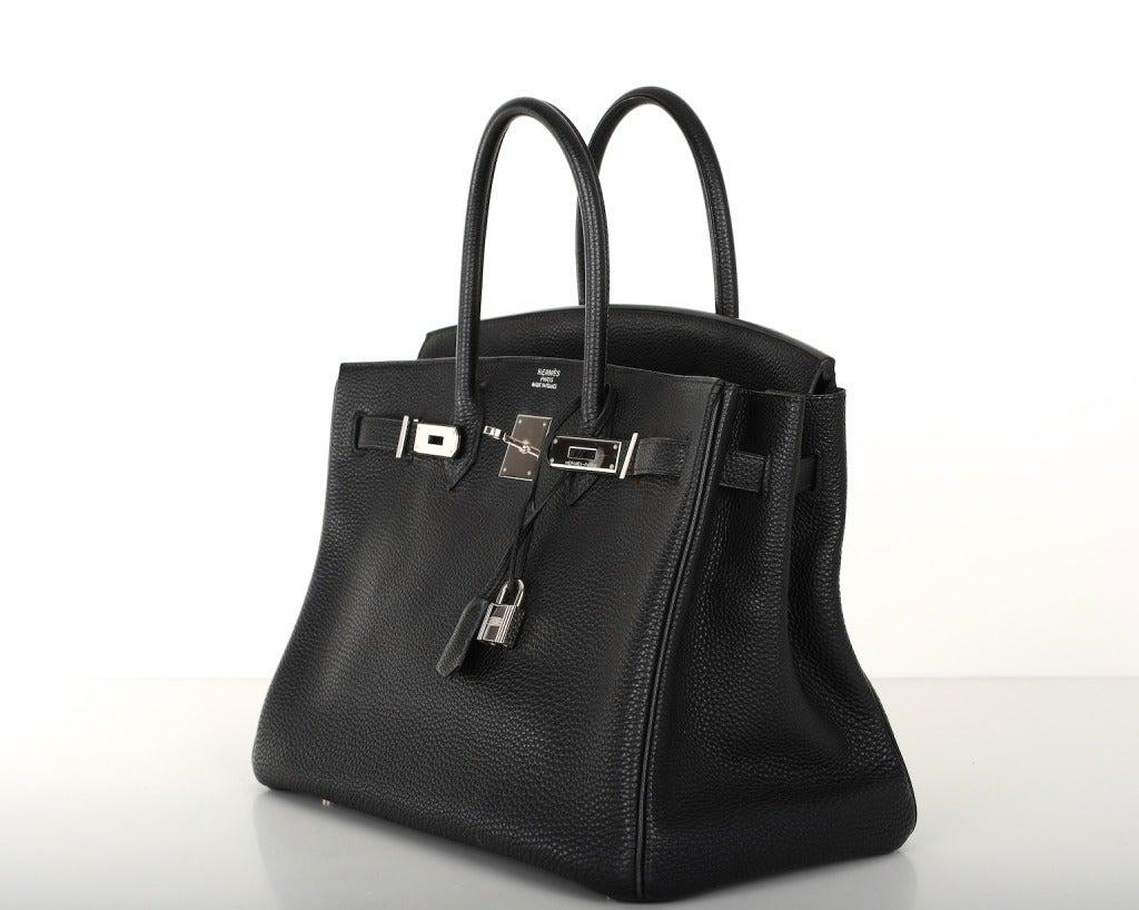 Black Hermes Birkin Bag Hermes Birkin Bag Black