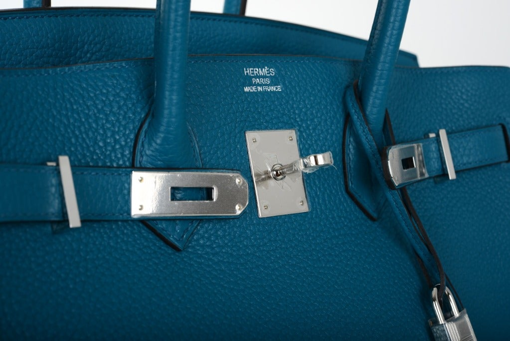 hermes leather colors
