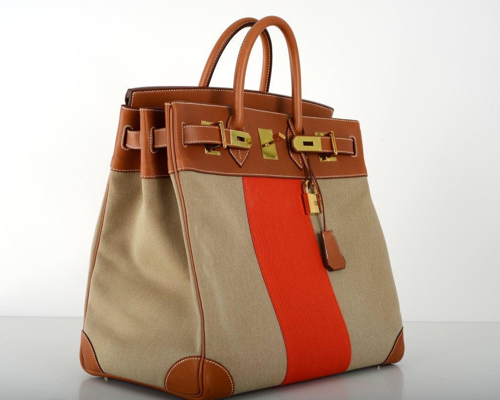 where to buy hermes bags - Hermes An Iconic 40cm Haut �� Courroie Flag Gold Hardwear Limited ...