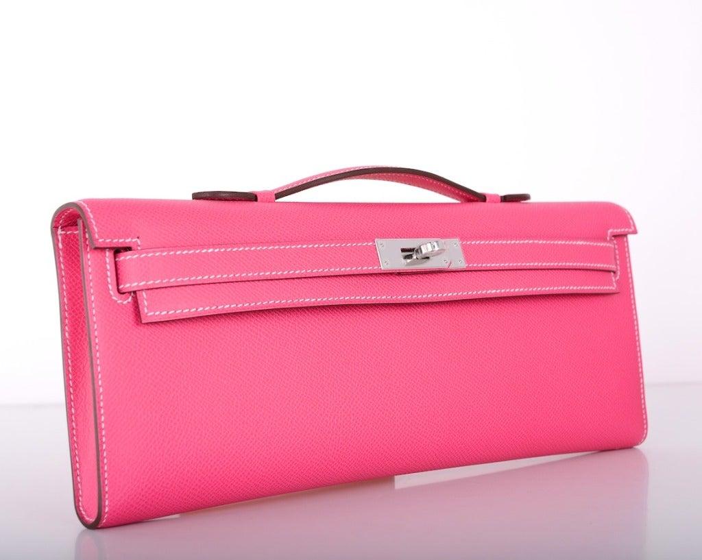 hermes evelyne bag price in paris - hermes leather clutch bag kelly