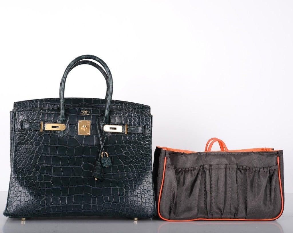Borse Bag Neoprene : Hermes birkin borse vert fonce wallet price