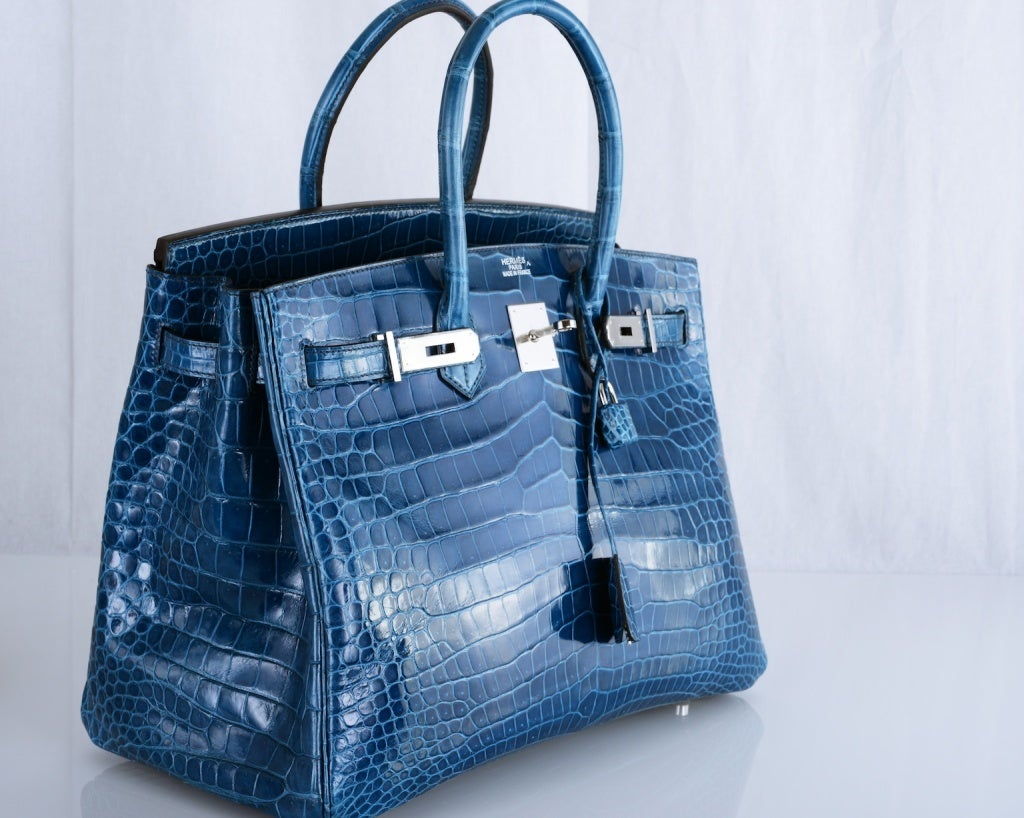 birkin bag crocodile