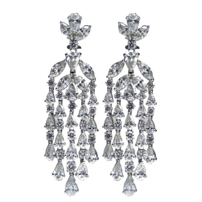 Magnificent Combination of Fancy Diamonds 1