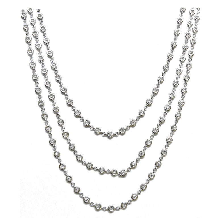 diamonds by the yard at 1stdibs