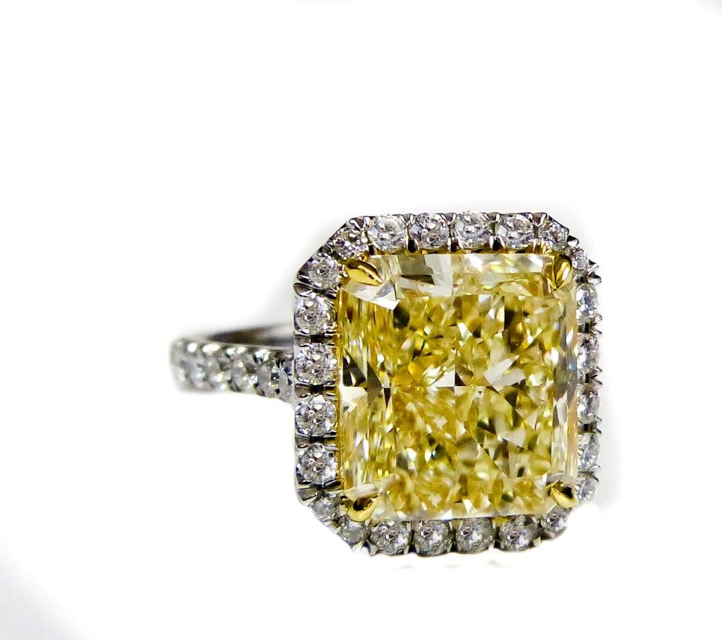 Vibrant Canary 711 Carat Yellow Diamond Ring At 1stdibs. Carat Sapphire. 4 Stone Engagement Rings. Rold Gold Chains. Gold Antique Pendant. Bangal Bracelet. Tantalum Wedding Rings. Moon Dust Pendant. Gold Wedding Band Price