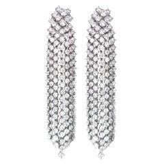 Classic Diamond Earrings