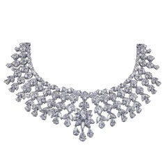 Magnificent Diamond Necklace