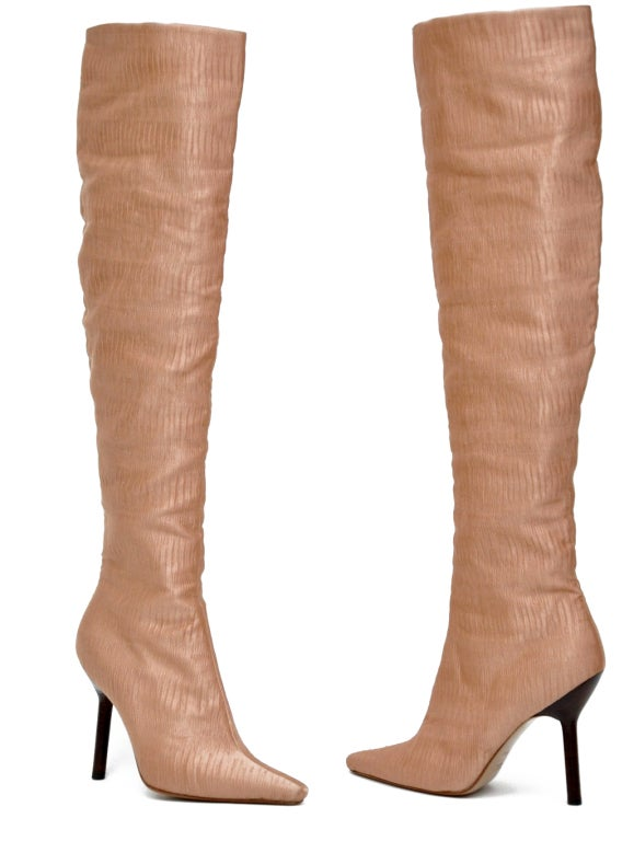 Tom Ford for Gucci over the knee boots 2