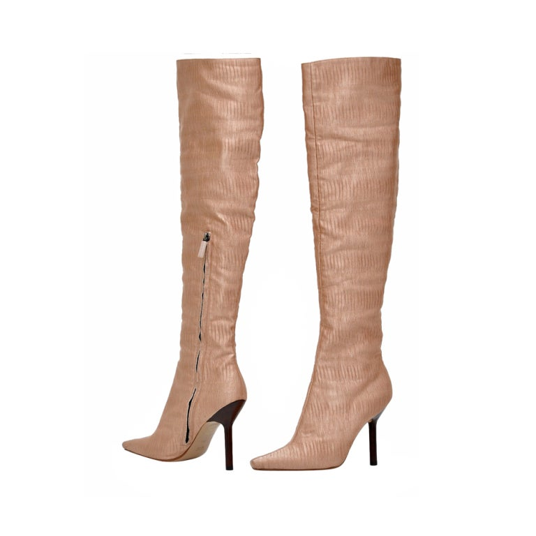 Tom Ford for Gucci over the knee boots 1