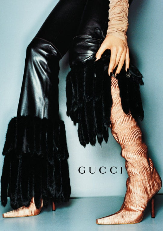 Tom Ford for Gucci over the knee boots 6