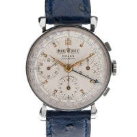 ROLEX Extremely Early Chronograph Ref #4768