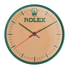 ROLEX Vintage Wall Clock