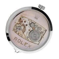 "ROLEX ""Prince"" Movement Salesman's Watch Display/Pocket Watch"