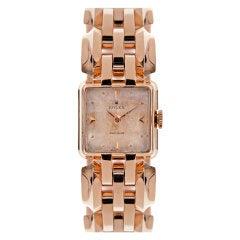 ROLEX 1950's Lady's Rose Gold Bracelet Wristwatch